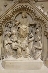 Sermon on the Mount, pulpit