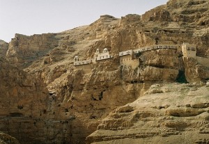 Mount of Temptation, Jericho