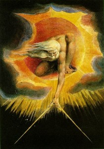 Ancient of Days / by William Blake