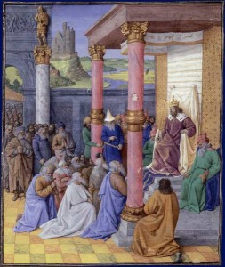 Cyrus and the Hebrews