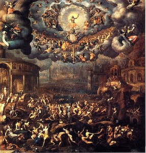 Last judgment, heaven or hell