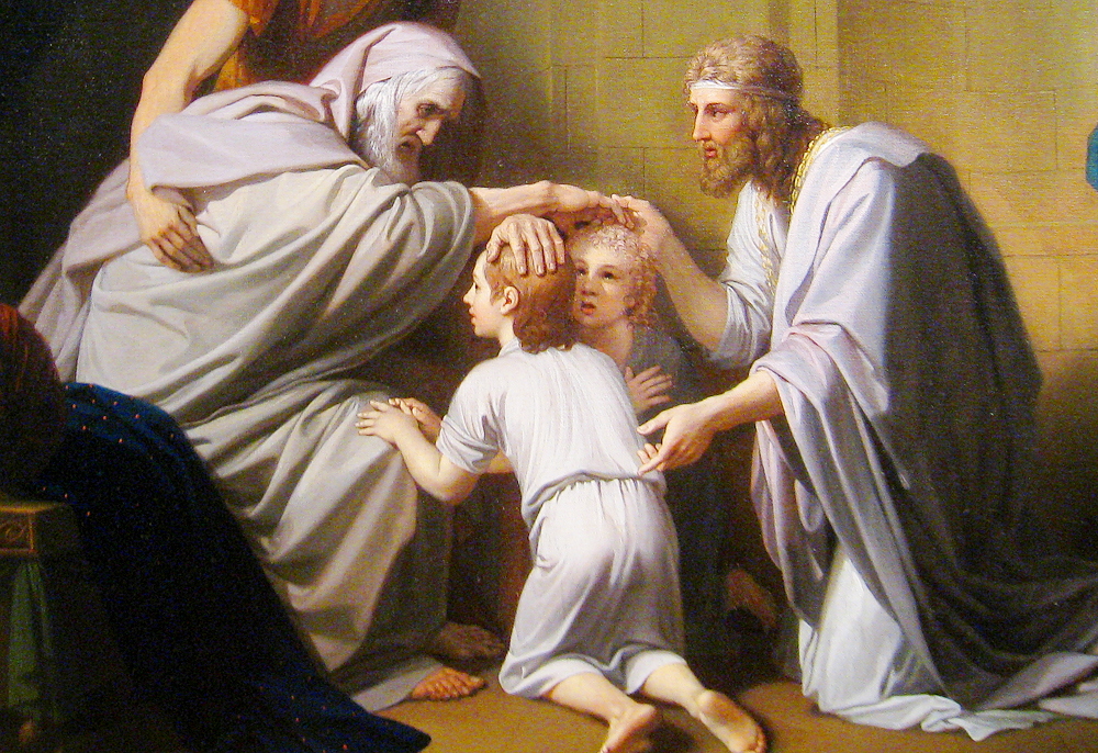 jacob and joseph relationship with god