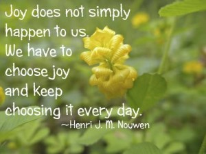 Joy quotation