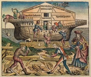construction of Noah's ark