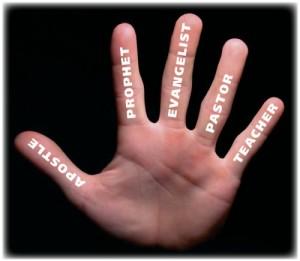 five-fold-ministry