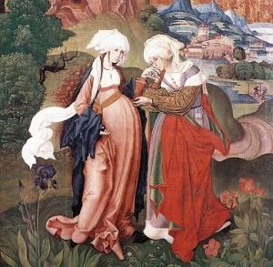 Visitation / Master MS, 1506