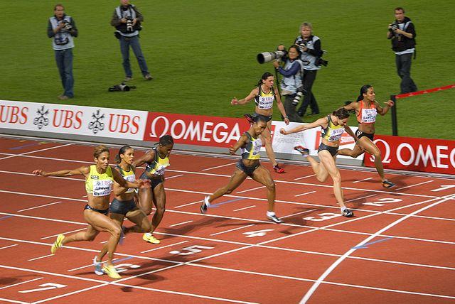 Олимпийские игры (легкая атлетика) анастасия капачинская, 4х400 м, 230808