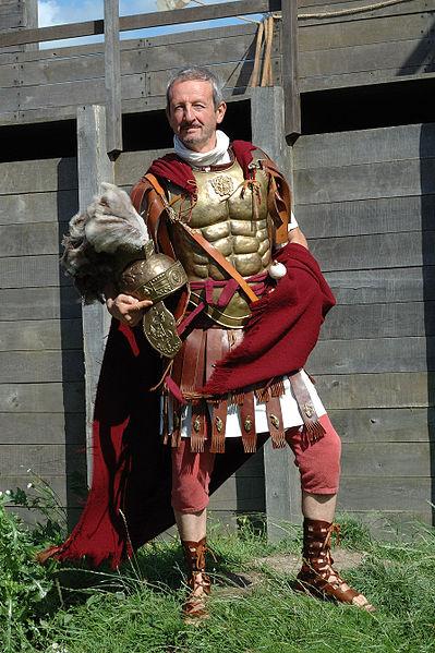 Roman tribune. Claudius Lysias