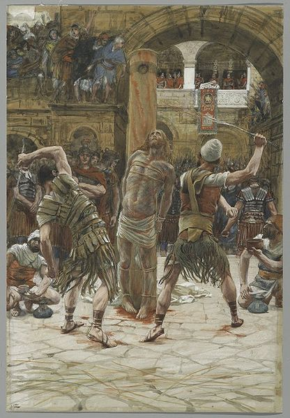 scourging. Claudias Lysias