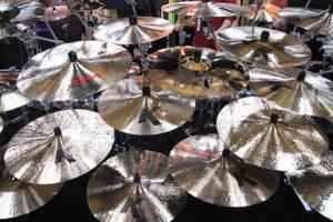 Cymbals. Wrath of Jesus