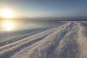 Dead Sea. living water