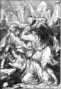 The Stoning of the Blasphemer / Charles Foster
